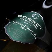 champagne gosset Grand Millésime 2004
