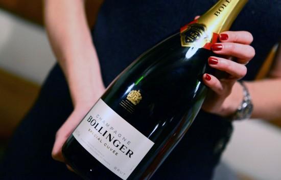 masterclass corso champagne bollinger