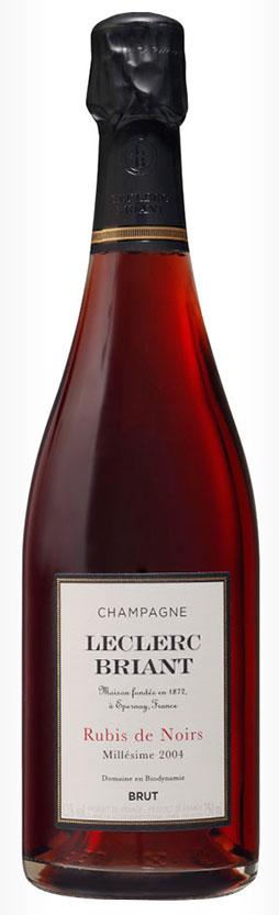 Rubis de Noirs 2006 rosé