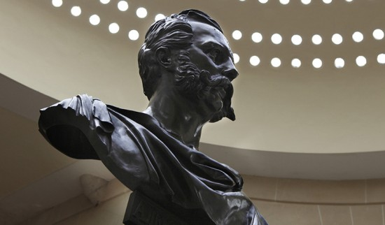 busto dello zar Alexandr II