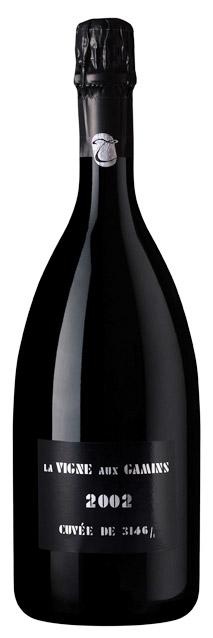 bottiglia Thiénot La Vigne aux Gamins 2002