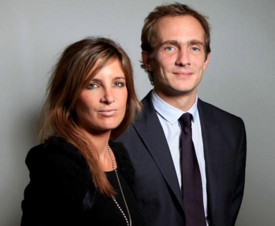 Garance e Stanislas Thiénot