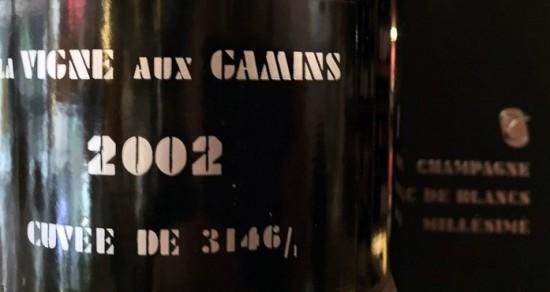 Thiénot La Vigne aux Gamins 2002