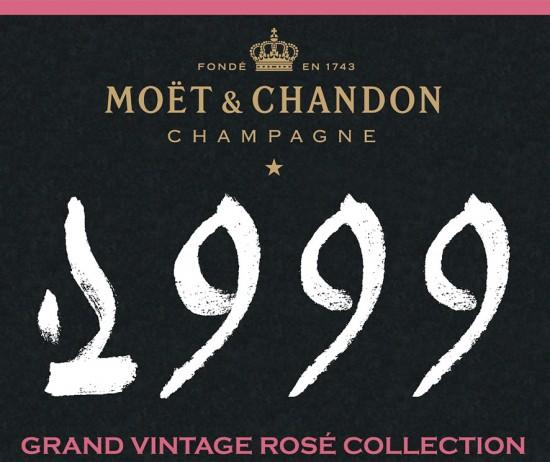 Moët & Chandon Grand Vintage Collection Rosé 1999