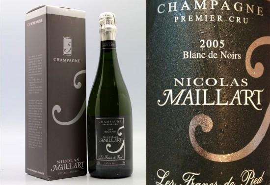 Maillart Les Francs de Pied 2005
