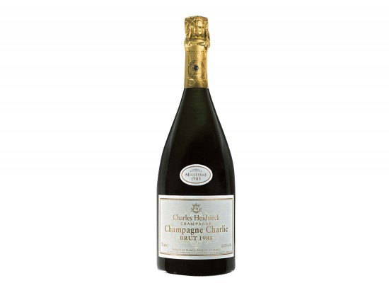 champagne charles heidsieck charlie 1985
