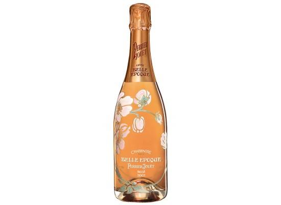champagne perrier joue belle epoque rosé 2002