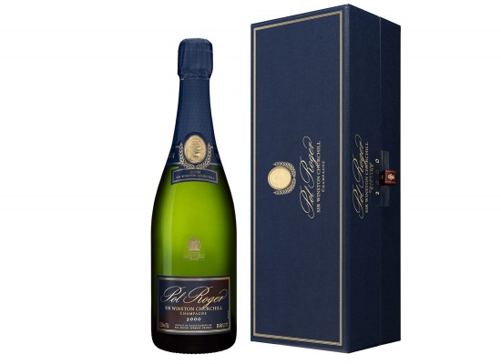 champagne pol roger sir winston churchill 2000