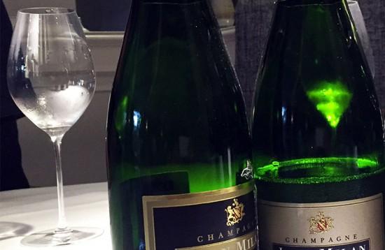 """Il protagonista di tutte le degustazioni della guida: il bicchiere sviluppato appositamente per lo champagne da Riedel """"Champagne Wine Glass"""", rivelatosi eccellente. Ne parleremo presto in maniera approfondita…"""