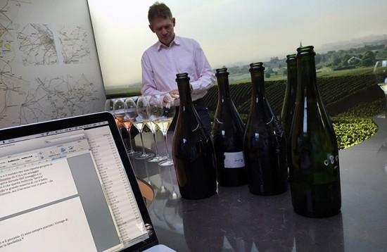 Degustazione champagne veuve clicquot