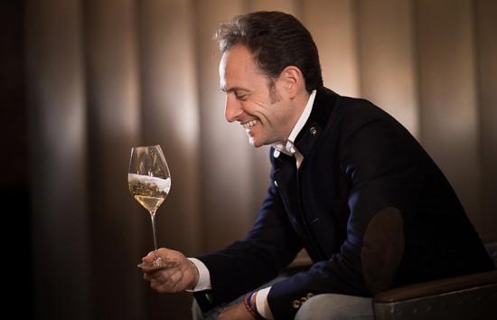Maximilian J. Riedel, CEO e Presidente di Riedel Crystal