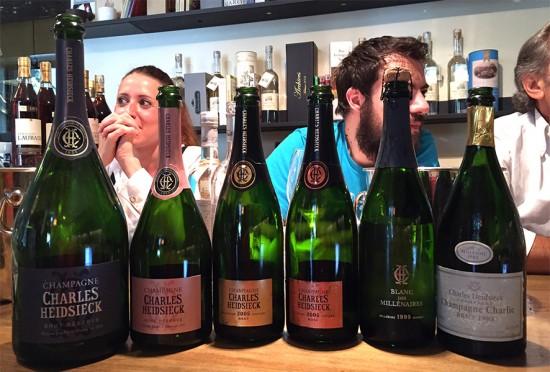 Panel degustazione guida grandi champagne 2016-17
