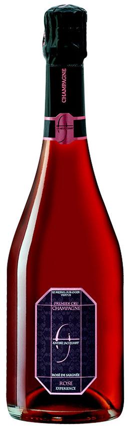 Bottiglia André Jacquart Rosé Experience