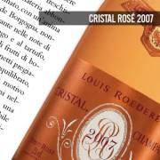 Cristal Rosé 2007