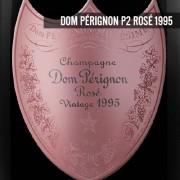 Dom Perignon P2 rosé 1995