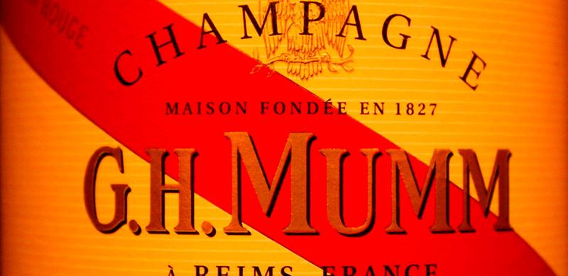 masterclass champagne Mumm