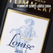 Pommery cuvee Louise 2004