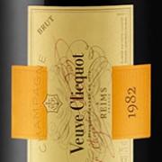 bottiglia Veuve Clicquot Cave Privée 1982