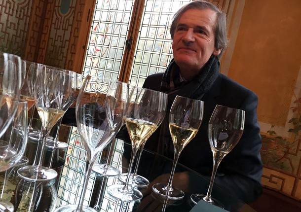 Fabrice Rosset, presidente di Deutz