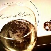Verticale champagne Deutz