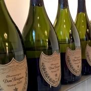Bottiglie Dom Pérignon Vintage varie annate