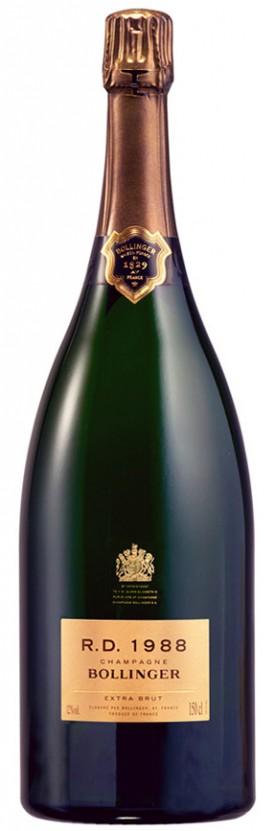 Bottiglia Bollinger R.D. 1988