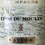Cattier Clos du Moulin