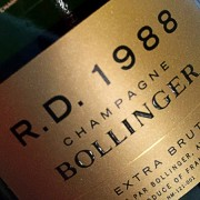 Champagne Bollinger R.D. 1988