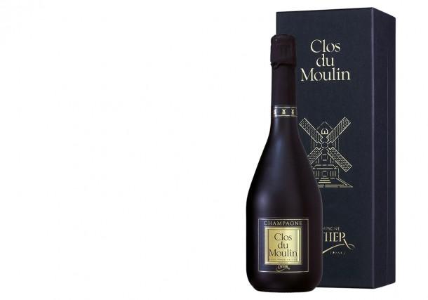 Champagne Cattier Clos du Moulin