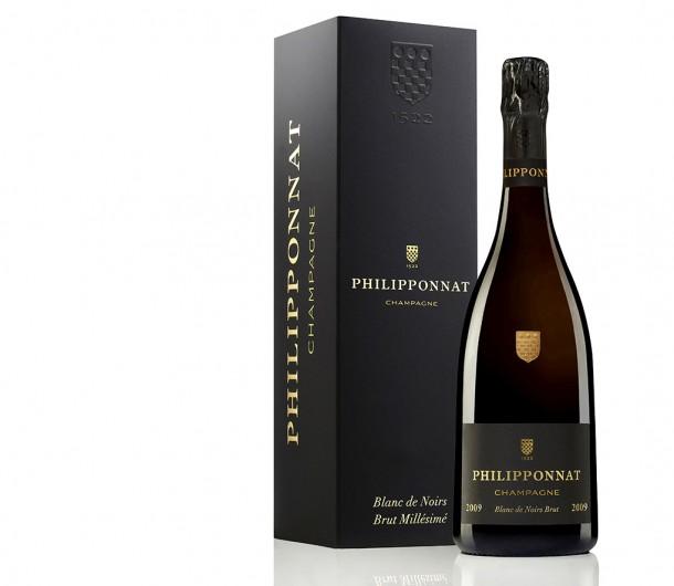 Bottiglia di champagne Philipponnat Blanc de Noirs 2009