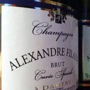 champagne Alexandre Filaine
