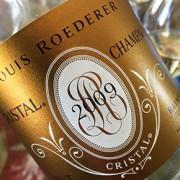 Champagne Cristal 2009