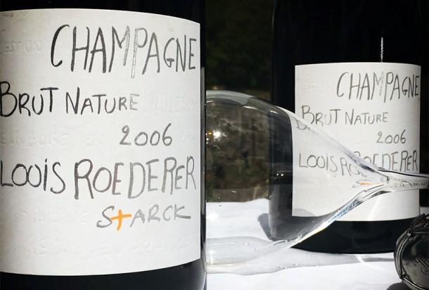 champagne Louis Roederer Brut Nature