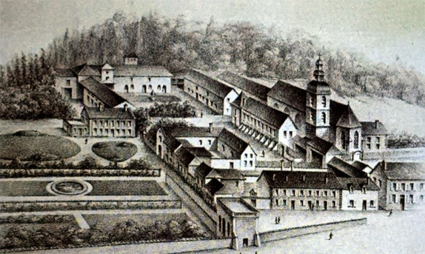 L'Abbazia di Hautvillers