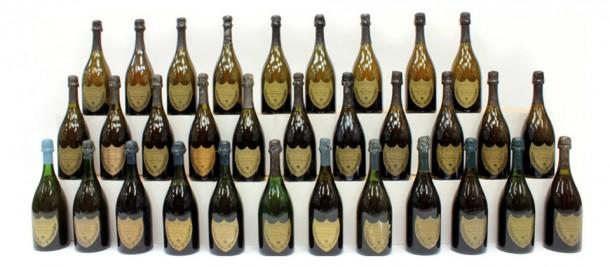 Dom Pérignon, bottiglie di cento anni di tradizione