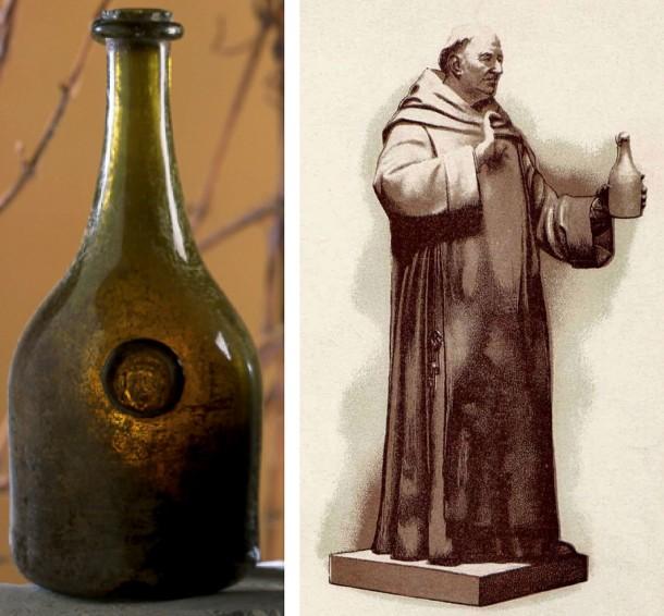 don perigoni bottiglia Argonne