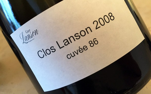 Clos Lanson 2008
