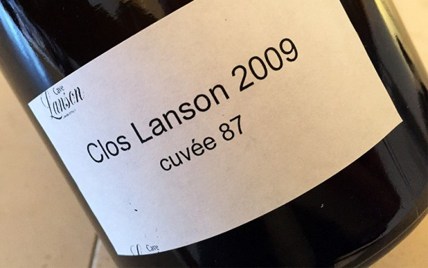 Clos Lanson 2009