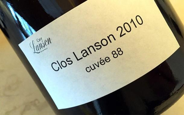 Clos Lanson 2010