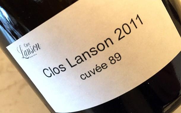 Clos Lanson 2011