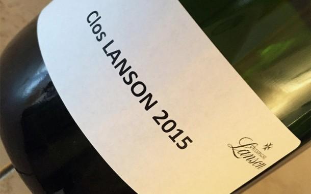 Clos Lanson 2015