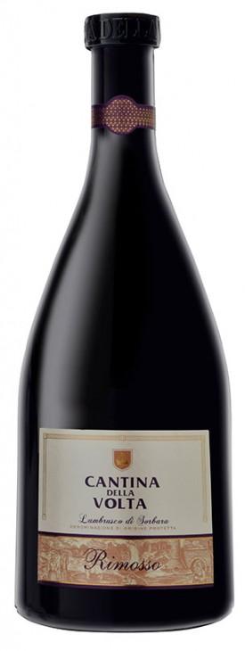 Bottiglia Lambrusco Cantina della Volta
