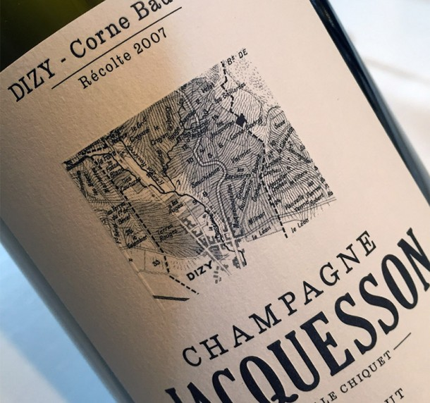 Jacquesson Corne Bautray - Dizy 2007