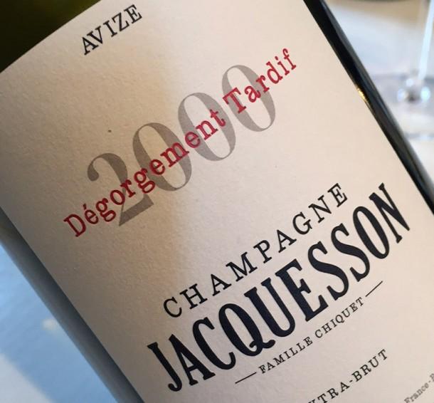 Jacquesson Avize - Grand Cru 2000 DT