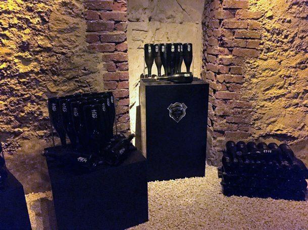 Autentici tesori Bollinger, champagne del 1800