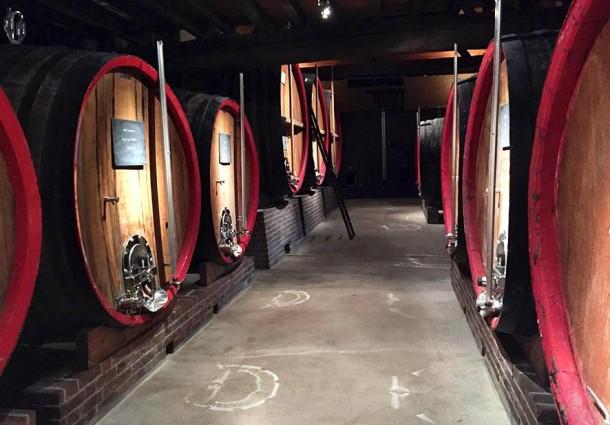 Fermentazione in botte Champagne Jacquesson