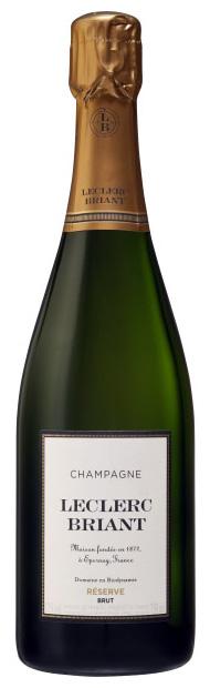 Champagne Leclerc Briant Brut Réserve