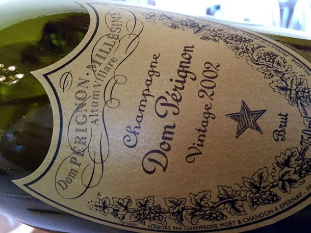 Dom Pérignon Vintage 2002
