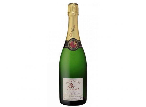 De Sousa champagne blanc de blancs