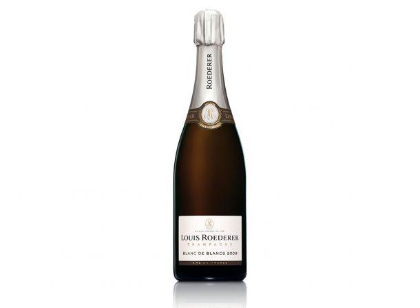 Louis Roederer champagne blanc de blancs